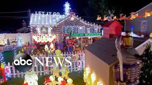Kanji Loop Christmas Lights 2017 Tis The Season For Competing For The Biggest Christmas Lights Displays