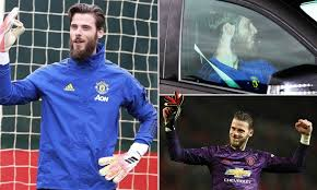 Latest on aston villa midfielder jack grealish including news, stats, videos, highlights and more on espn. David De Gea Reveals Magnificent Lockdown Beard As The Manchester United Keeper Gears Up For Restart Daily Mail Online