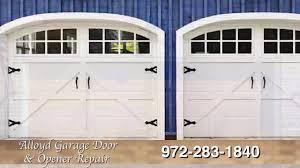 Alloyd Garage Door & Opener Repair | Installation, Replacement, 24 ...