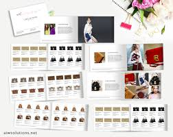 product catalog templates landscape a4 catalog id02