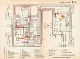 71 vw bus wiring diagram 1970 vw bus fuse box diagram \u2022 wiring 1973 vw beetle wiring diagram at Wiring Diagram For 1975 Vw Beetle