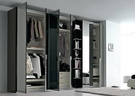 bedroom furniture black gloss. Black Wardrobe Furniture Contemporary Fitted Bedroom Gloss