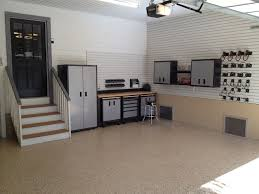 Large Garage Cabinets Grey Gladiator Cabinets To Make Your Industrial Home Finished