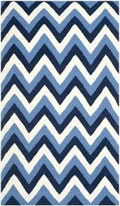 wonderful gorgeous navy blue chevron rug area home corug mid century modern rugs plush for living room cabin dining