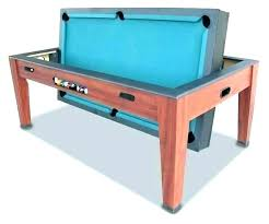 3 in 1 pool table air hockey ping pong combo . In Pool Table Air Hockey Ping Pong Tennis