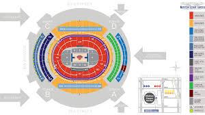 Garden Grove Amphitheater Seating Chart Madison Square Garden Seating Chart And Map Knicks Madison