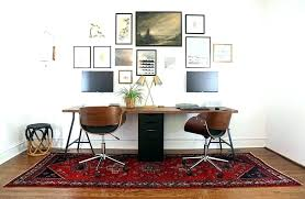 home office designs for two. Two Person Office Design Layout Desk Home  Designs . For M