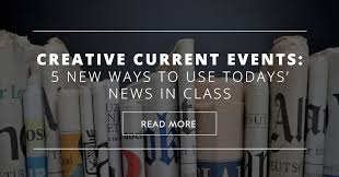 controversial discussion topics and how to teach them creative current events  new ways to use todays news in class