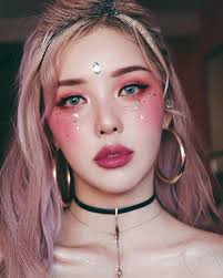 pony park hye min korean makeup artist eyemakeupdramatic