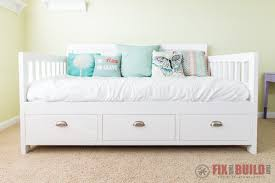 twin beds with storage. Perfect With DIY Daybed With Storage Twin Bed Throughout Beds With