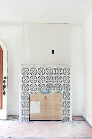 the grit and polish fireplace tile 17