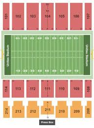 Johnny Unitas Stadium Seating Chart Unitas Stadium Tickets In Towson Maryland Unitas Stadium