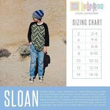 Sloan Sizing Lularoe Lularoe Kids Sizing Lularoe Sizing