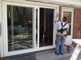 image of exterior sliding doors diy