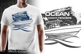 Yacht T Shirt Designs Bold Masculine T Shirt Design For A Company By Gek Design