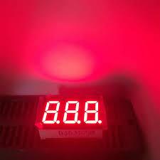 <b>4pcs</b> 3digit 7segments 0.36<b>inch</b> LED Display Common Cathode or ...