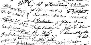 Image result for signature