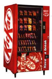 Nestle Vending Machine Enchanting VENDING MACHINES
