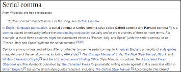 Im On Team Oxford Comma The Writing Cooperative