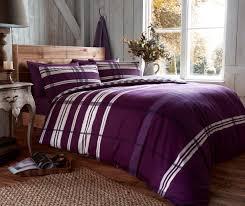 duvet set omega purple congenial king size