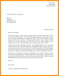 Formal Letter English English Formal Letter Example Rightarrow Template Database