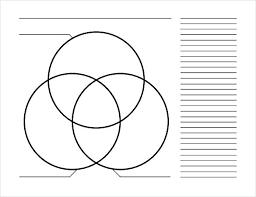 Venn Diagram Printable 2 Circles Venn Diagram Template Best Circle Template For Word Double