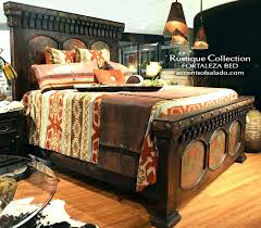 spanish style bedding incredible inspiration style headboard bedroom furniture in best club old world high bed