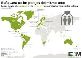 El presidente de chile, sebastián piñera, ofreció su último discurso de cuenta pública. Donde Es Legal El Matrimonio Igualitario Mapas De El Orden Mundial Eom