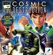 play ben 10 ultimate alien cosmic