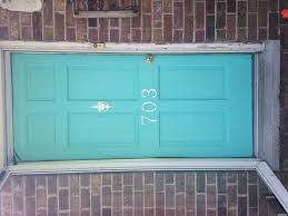 Valspar Turquoise Spray Paint My New Front Door Bayside From Valspar Ideas For The House