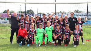 U13 erneut erfolgreich: Dritter Platz in den Niederlanden - Eintracht  Frankfurt Nachwuchs