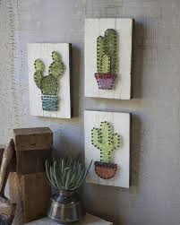 cacti cactus mexican wall art