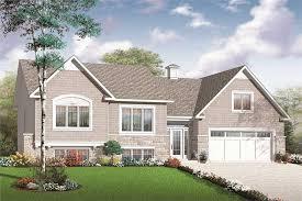 split foyer house plans. #126-1081 · Color Rendering House Plan Split Foyer Plans S