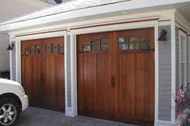 garage door repair charlotte ncCommercial Wood Garage Doors and Door Repair Services