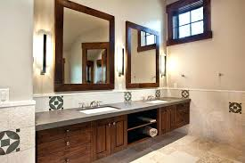 rustic wood mirror frame. Outstanding How To Frame A Bathroom Mirror With Wood Antique Wooden  Rustic Trim Mirrors Wall Decorative Rustic Wood Mirror Frame