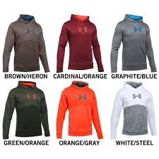 Under Armour Color Chart Under Armour Storm Armour Fleece Logo Twist Mens Pullover Hoody
