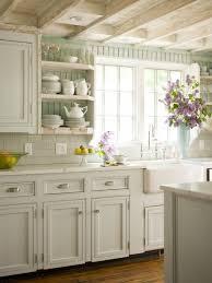 Southern Kitchen Traditional Antique White Hostelarbuz