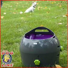 automatic ball launcher automatic ball launcher automatic ball thrower for dogs diy