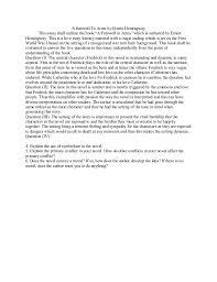 ernest hemingway essay ernest miller hemingway essay digital essays