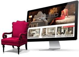 Web Design Unlimited Furniture Group e merce Website