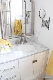 install a double sink bathroom vanity