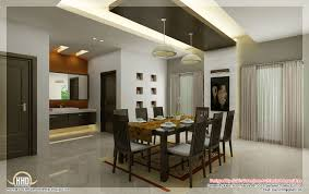 Ambelish  House Interior Design Kitchen On Kitchen And Dining - Kerala interior design photos house
