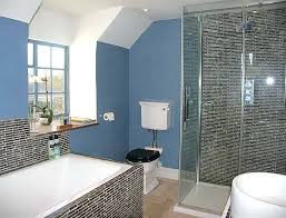bathroom wall paint small bathroom wall tiles with blue paint colors