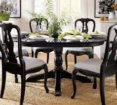 black dining room table pottery barn. stunning 25+ black dining room table pottery barn design decoration . d