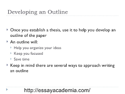 Online Tools and Resources For Academic Essay Writing