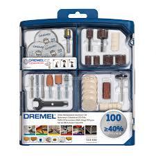 <b>Набор насадок для</b> электроинструмента Dremel, 100 аксессуаров