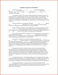 Consulting Agreement In Pdf Agreement Consulting Agreement Form 22