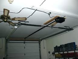 door clearance zero clearance garage door opener low ceiling garage door opener low clearance garage door