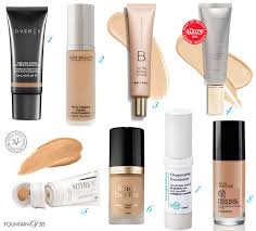 the 8 best green vegan healthy foundations