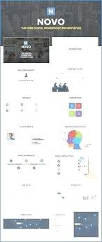 Scientific Presentation Powerpoint Template Science Free Conference